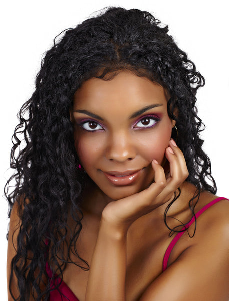 Deep Wave - Lace Front Wig