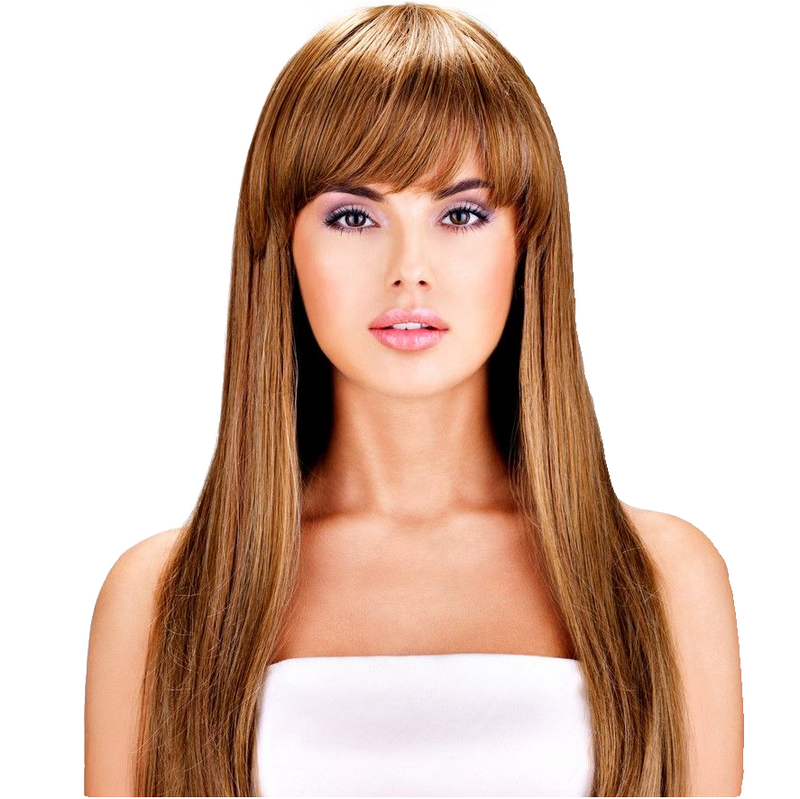 Chestnut Brown Clip-In Extensions Hair Extensions & Wigs In London Ontario