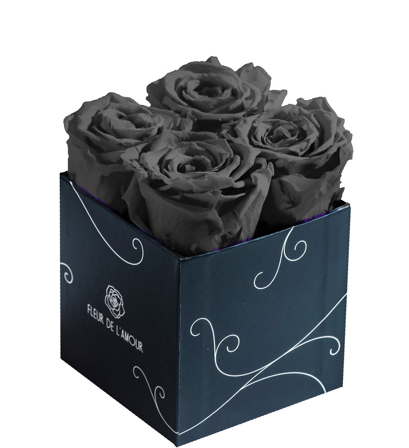 Everlasting Bloom Quatre - Black Box - Guaranteed to Last Years