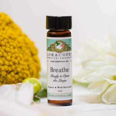 Breathe, organic (15ml)