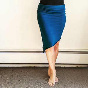 Easy Asymmetrical Skirt