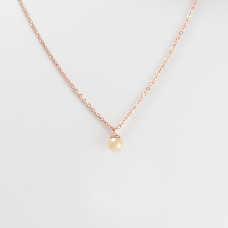 Judith Pearl Necklace