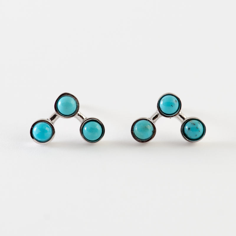 Dakota Turquoise Earrings