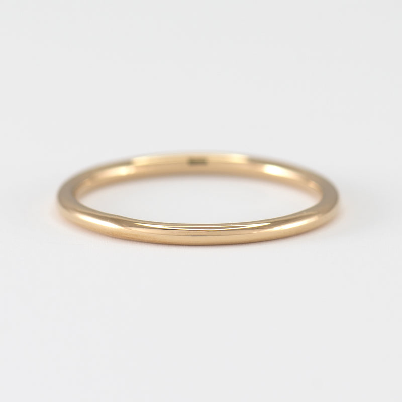 Yellow Gold Brynn ring