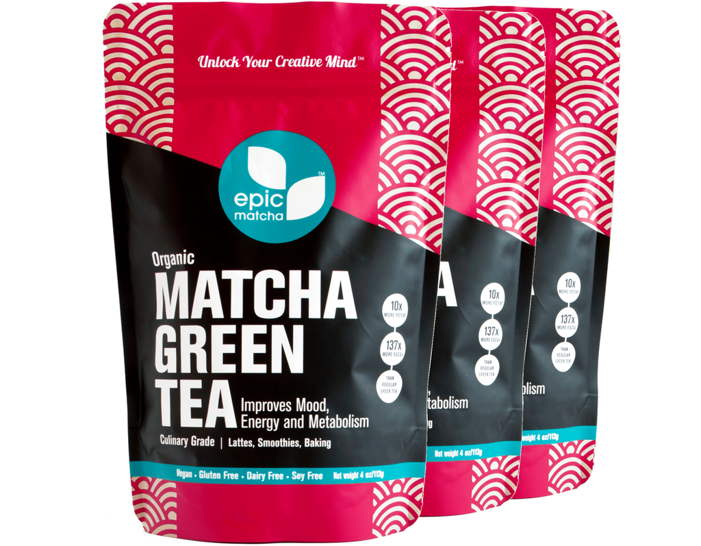 Culinary Grade Matcha from Japan (12 oz / 53¢ per serving)