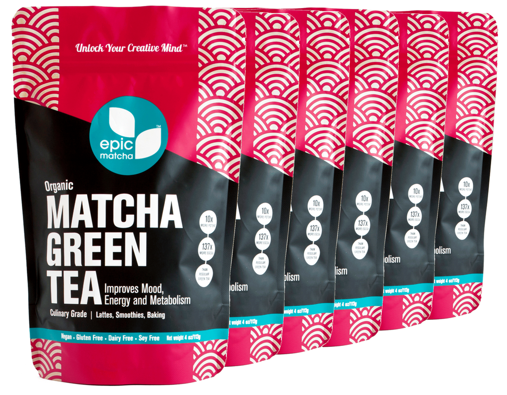Culinary Grade Matcha from Japan (24 oz / 48¢ per serving)