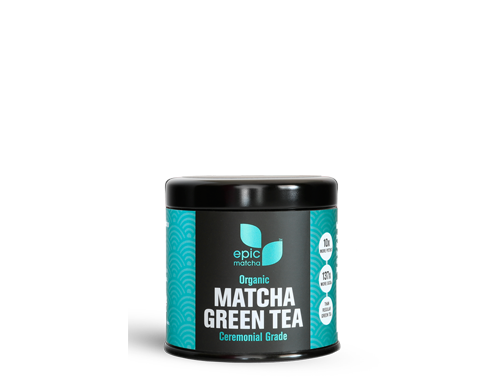 Ceremonial Grade Matcha from Japan (1 oz / $2.64 per serving)