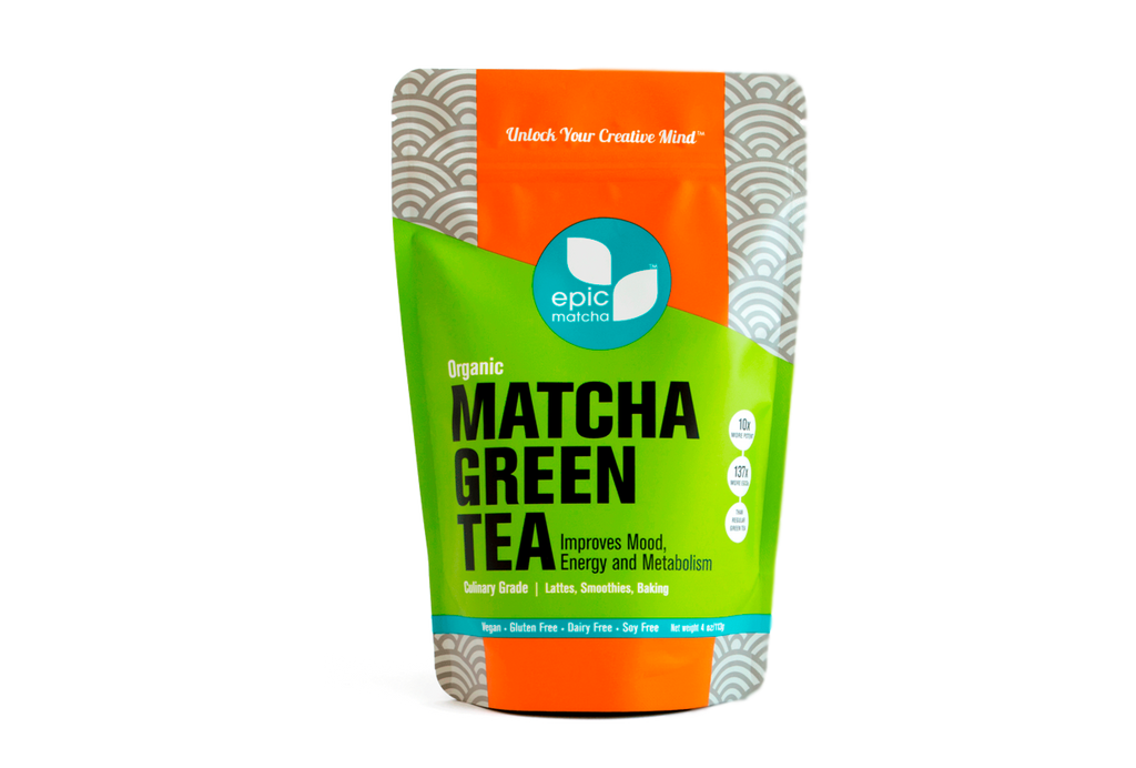 Culinary Grade Matcha from China (4 oz / 69¢ per serving)