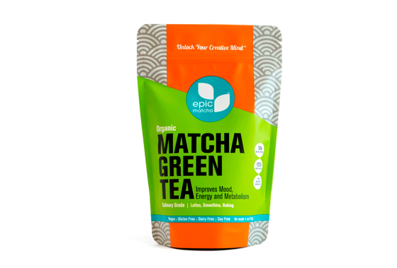 Culinary Grade Matcha from China - 4 ounces