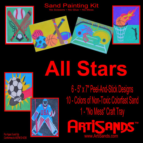 All Stars Mini Kit