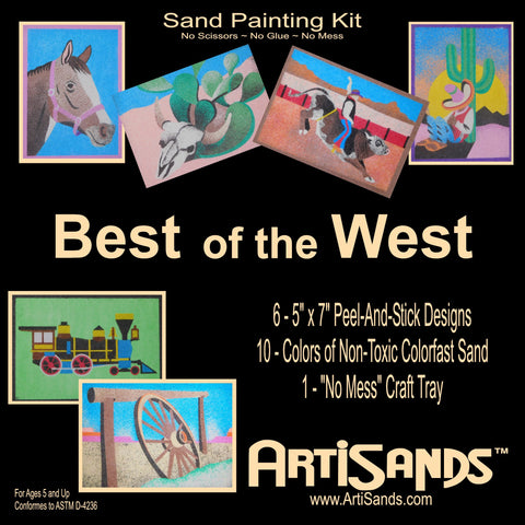 Best of the West Mini Kit