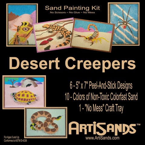 Desert Creepers Mini Kit