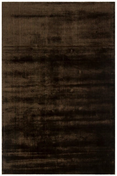Alta Rug in Dark Brown - Yarn and Loom Rugs