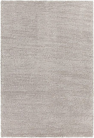 Woodbury Textured Rug in Grey - Yarn and Loom Rugs
