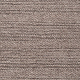 Chunky Cabin Textured Rug in Brindle Brown - Yarn and Loom Rugs