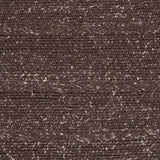 Chunky Cabin Textured Rug in Chocolate Brown