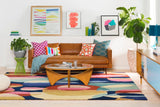 Gumdrop Rug in Multi-Colour
