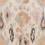 Alonnisos Rug in Taupe, Sky Blue, Beige and Ivory - Yarn and Loom Rugs