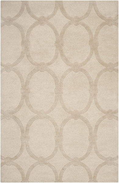 Eternity Rug in Candied Ginger - Yarn and Loom Rugs