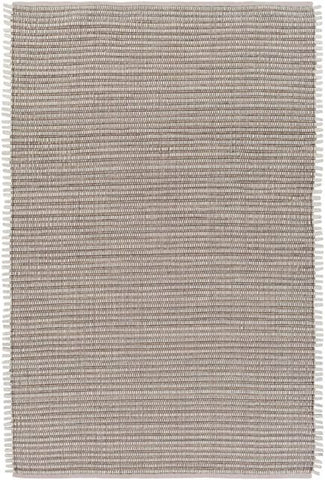 Silverton Rug in Taupe and Dark Green