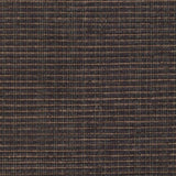Silverton Rug in Black and Dark Brown - Yarn and Loom Rugs