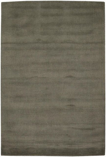 Corduroy Rug in Khaki Green - Yarn and Loom Rugs