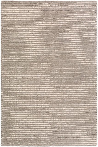 Hemlock Textured Rug in Dark Brown and Grey - Yarn and Loom Rugs