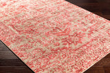 Bowral Rug in Rose and Taupe