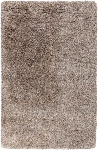 Siberian Shag Rug in Tan