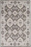 Pazarh Antique Finish Turkish Rug in Grey - Yarn and Loom Rugs