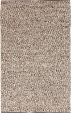Moreton Braided Rug in Taupe - Yarn & Loom Rugs
