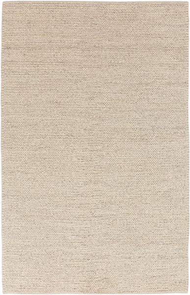 Moreton Braided Rug in Cream - Yarn and Loom Rugs