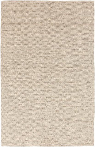 Moreton Braided Rug in Cream - Yarn & Loom Rugs