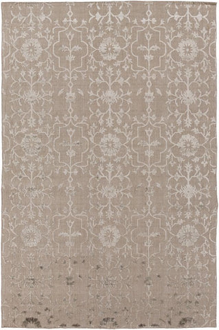 Toorak Rug in Taupe and Camel