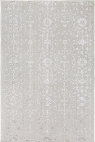 Toorak Rug in Light Grey