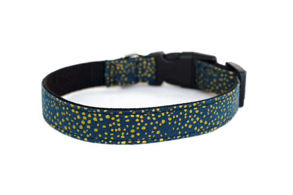 Buckle Dog Collar in Francois