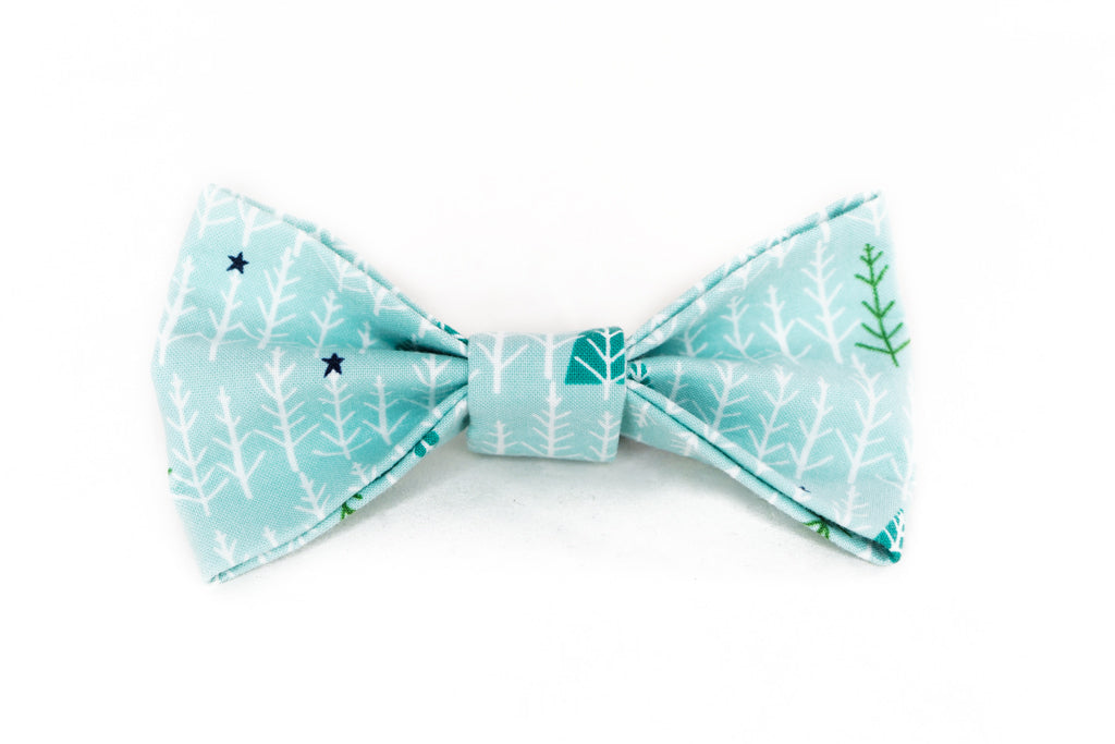 Bow Tie in Miner (blue)