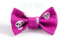 Bow in Claytie (Raspberry)