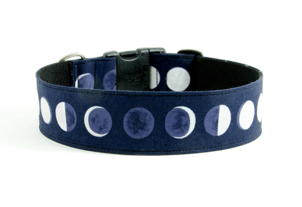 "Buckle Dog Collar in Scout: 2"" Wide"