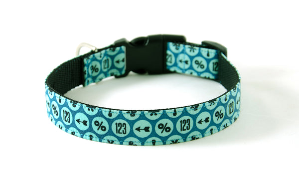 Buckle Dog Collar in Fletch
