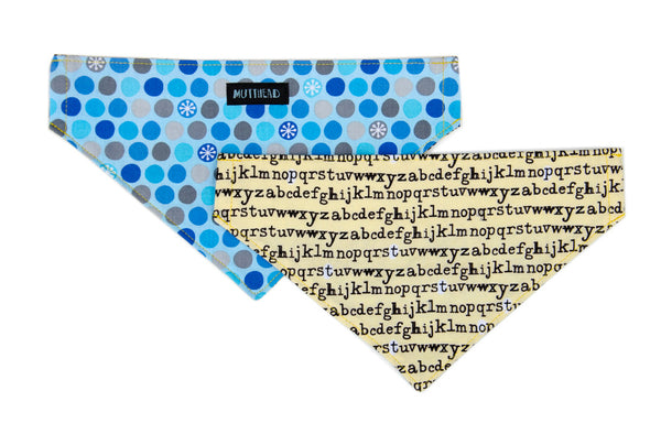 Reversible Bandana in Sharon and Grip