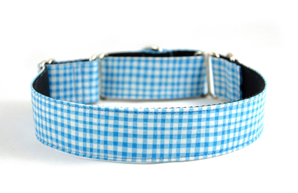 Martingale Collar in Duck (blue) LAST ONE!