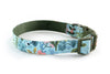 Buckle Dog Collar in Fern