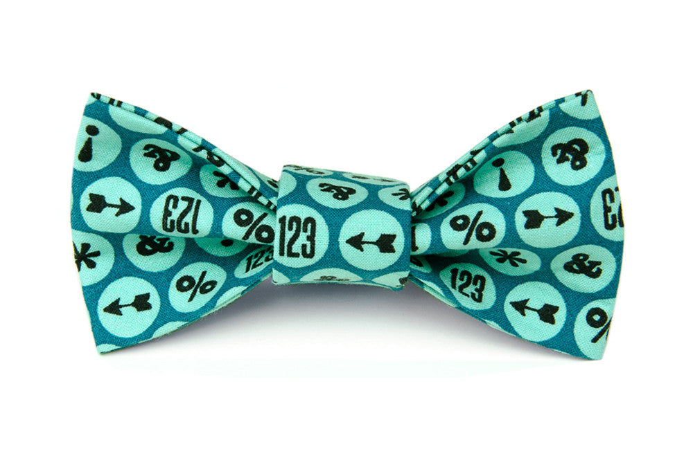 Bow Tie in Fletch