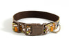 Buckle Dog Collar in Greenbean