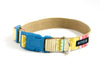 Buckle Dog Collar in Leche