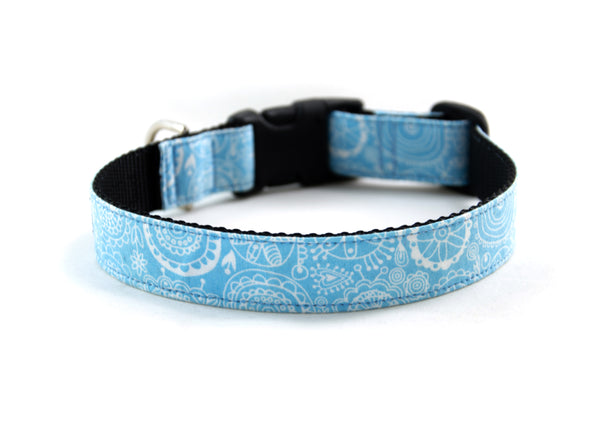 Buckle Dog Collar in Pippi