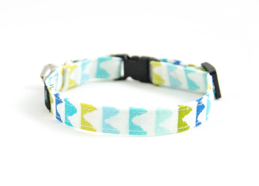 Cat collar in Rigby