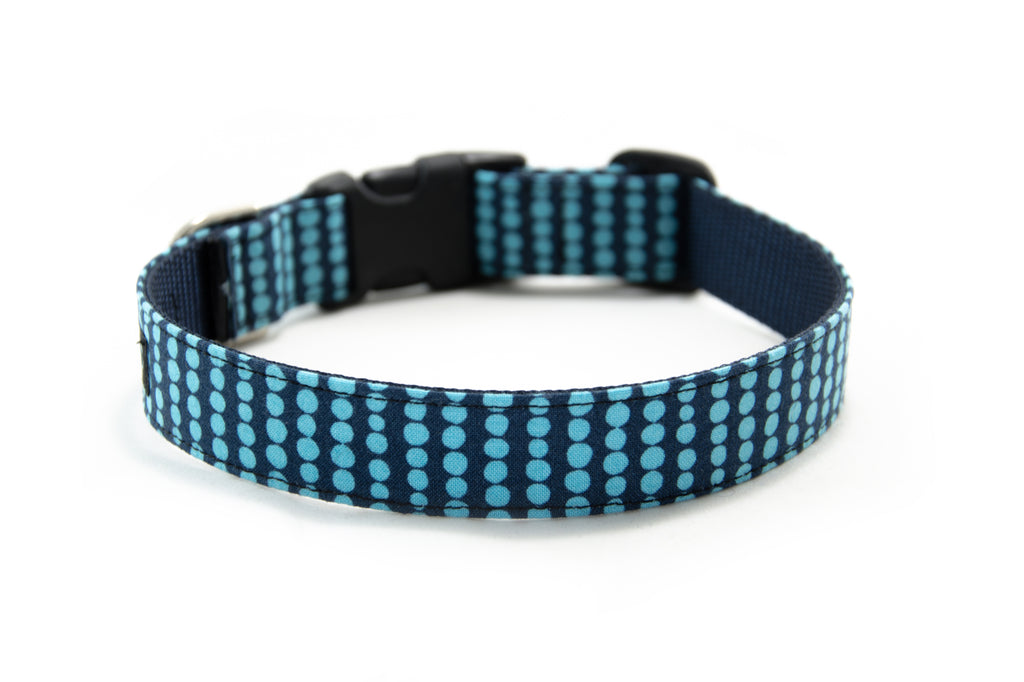 Buckle Dog Collar in Simon
