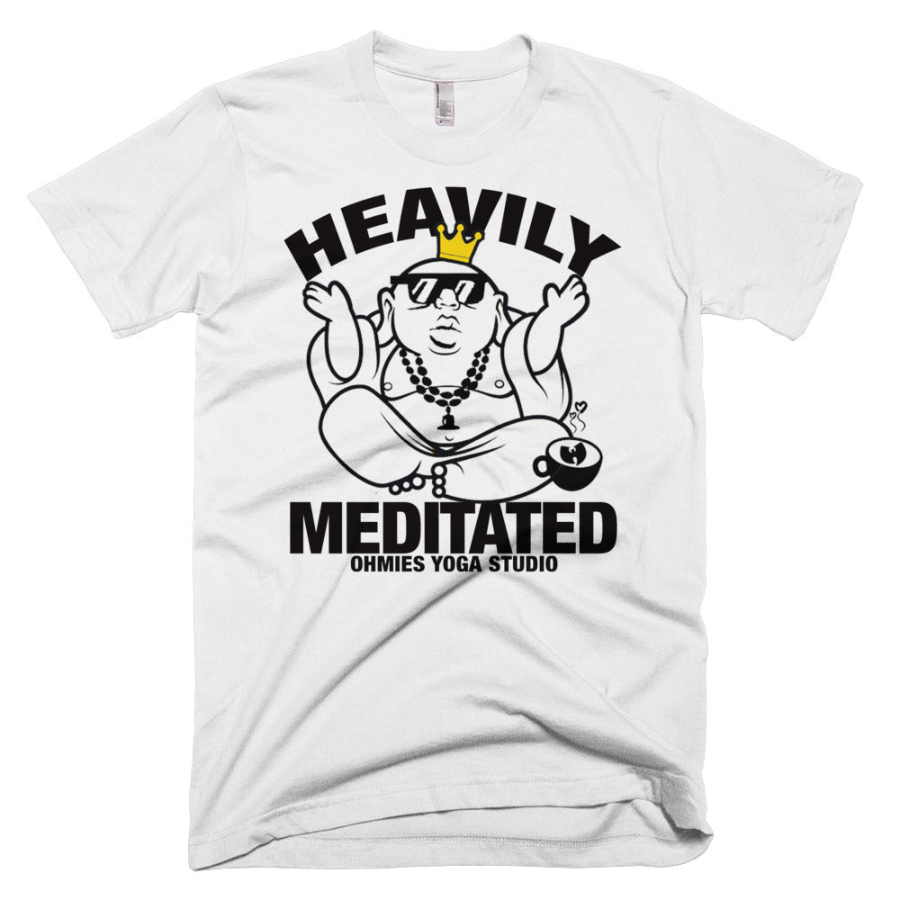 Heavily Meditated - Short-Sleeve T-Shirt